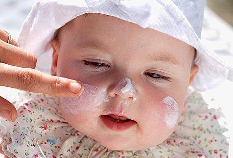 Детский защитный крем от мороза, холода и ветра   для лица и не только