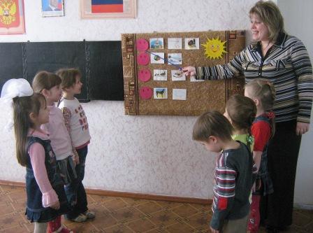 Занятия по развитию речи дошкольников