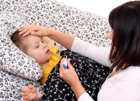 Профилактика воспаления легких у детей