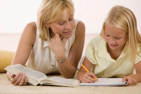 Роль родителей в подготовке домашних заданий младшими школьниками