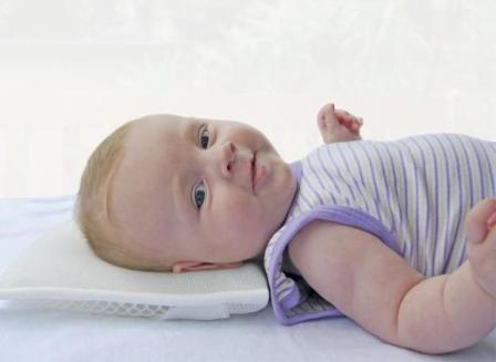 Как выбрать подушку для младенца