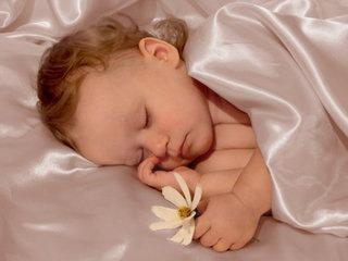 Чтобы сон малыша был сладким
