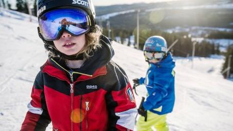 Детская горнолыжная одежда