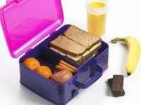 Собираем обед в школу, для вашего ребенка: чем перекусить на перемене?
