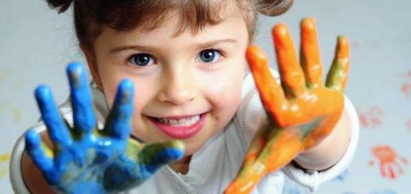 Умственное развитие дошкольников