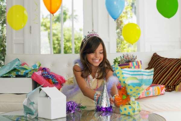 Подарки для семилетней девочки