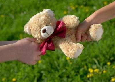 Детская жадность: как с ней бороться