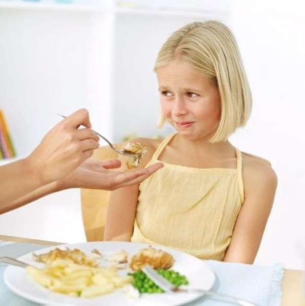 Как быть, если ребенок совсем не ест?