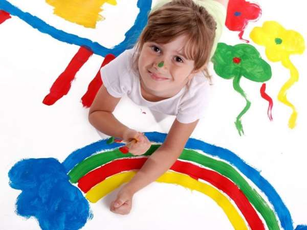 Воспитание детей творчеством