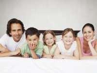 Отношение к детям в многодетной семье