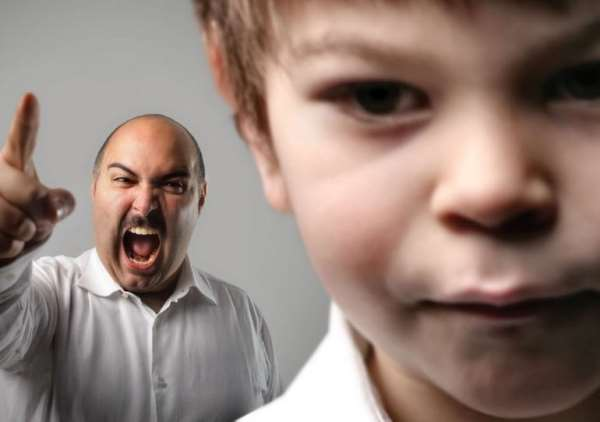 Телесные наказания детей. Какие могут быть последствия