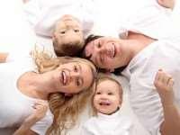Дети и родители: секреты хорошего воспитания
