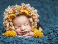 Как должен спать новорожденный?