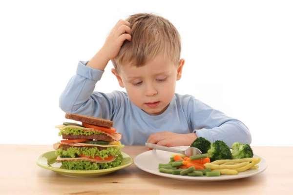 Заболевания органов пищеварения у детей