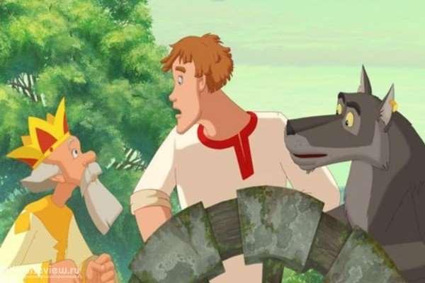 Мультфильмы для взрослых и детей