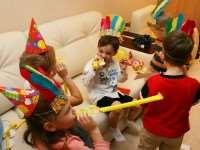 Как провести детский праздник дома