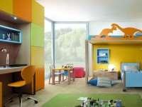 Организация пространства в детской комнате