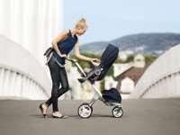 Детские коляски «три в одном»