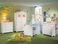 Комната для новорожденного ребёнка