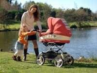 Детские коляски-люльки
