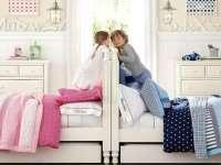 Интерьер детской для двух детей