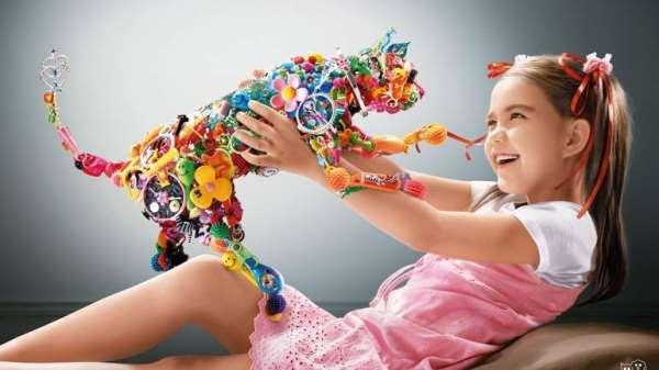 Игрушки для детей разного возраста