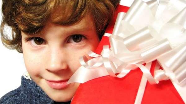 Роскошные подарки для ребенка