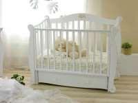 Как выбрать кровать для новорожденных