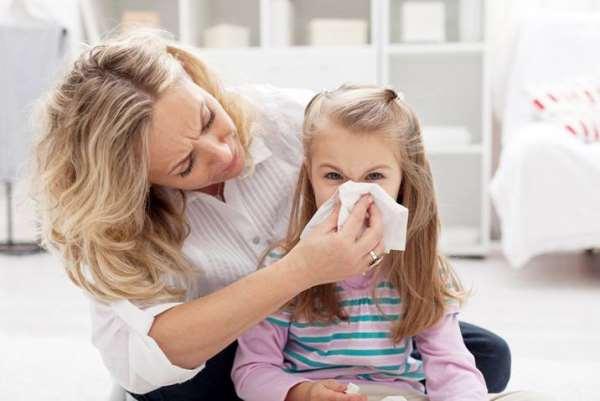 Детские болезни – как правильно реагировать на недуг