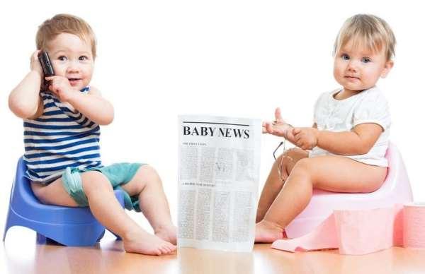 Как отучить ребенка от подгузников?