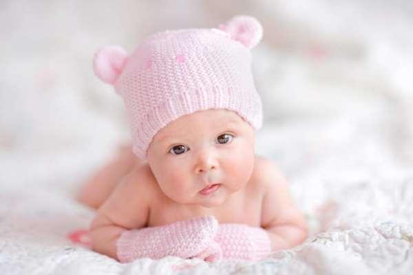Как младенец видит окружающий мир