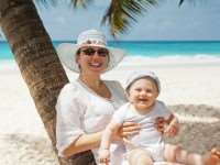 Поездка на отдых с детьми