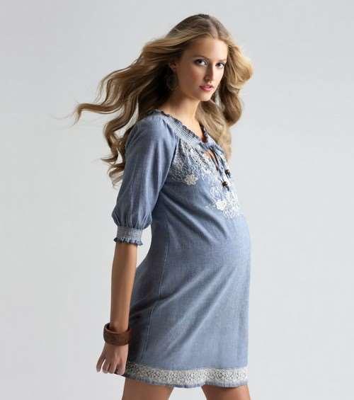Какую одежду подобрать во время беременности