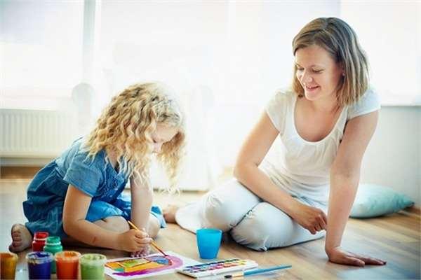 Как занять ребенка когда маме нужно работать