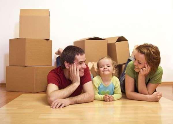 Адаптация ребенка к новому дому