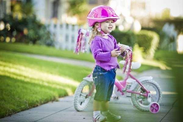 Первый детский транспорт