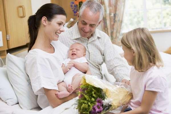 Что нужно взять с собой в роддом? Комплект для новорожденного на выписку