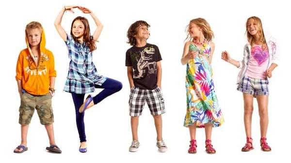 Как выбрать одежду и обувь ребенку