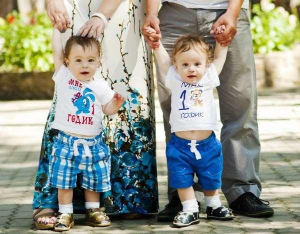 Веселые детские футболки. Научим детей позитиву!