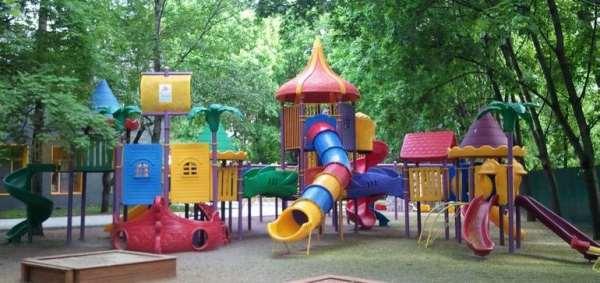 Виды детских городков, их преимущества и недостатки