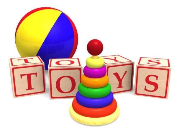 Приобретение игрушек для ваших детей