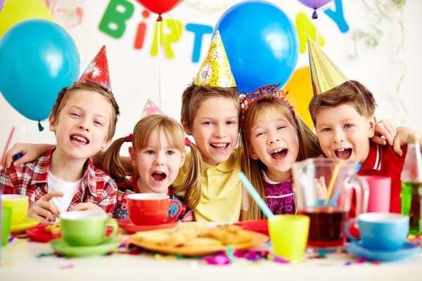 Советы по организации стола для детского дня рождения