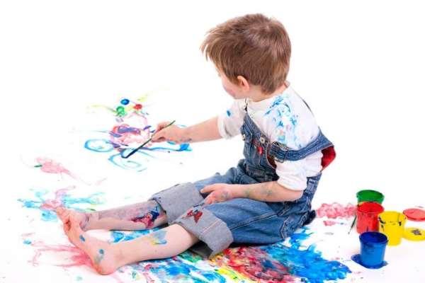 Как определить характер ребенка по его любимому цвету