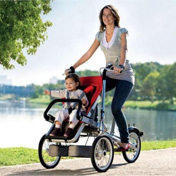 Что лучше одеть для прогулок с ребёнком и тренировок?