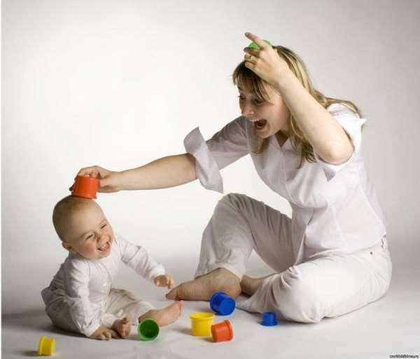 Во что поиграть с малышом?