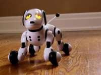 Собака-робот – электронный друг для ребенка