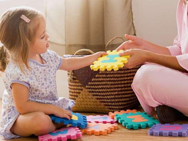 Играем с детьми в сюжетно ролевые игры (часть 1)