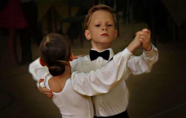 Танцы – лучший досуг для ребенка