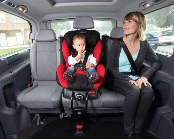 Детские автокресла: безопасность ребенка превыше всего