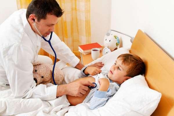 Ошибки родителей при лечении простуды у детей